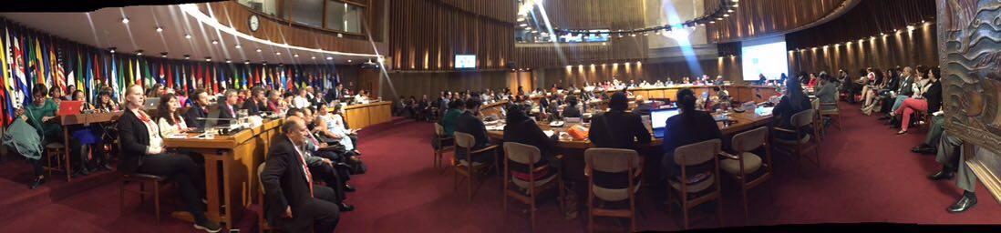 Reunión de la Mesa Directiva de la Conferencia Regional