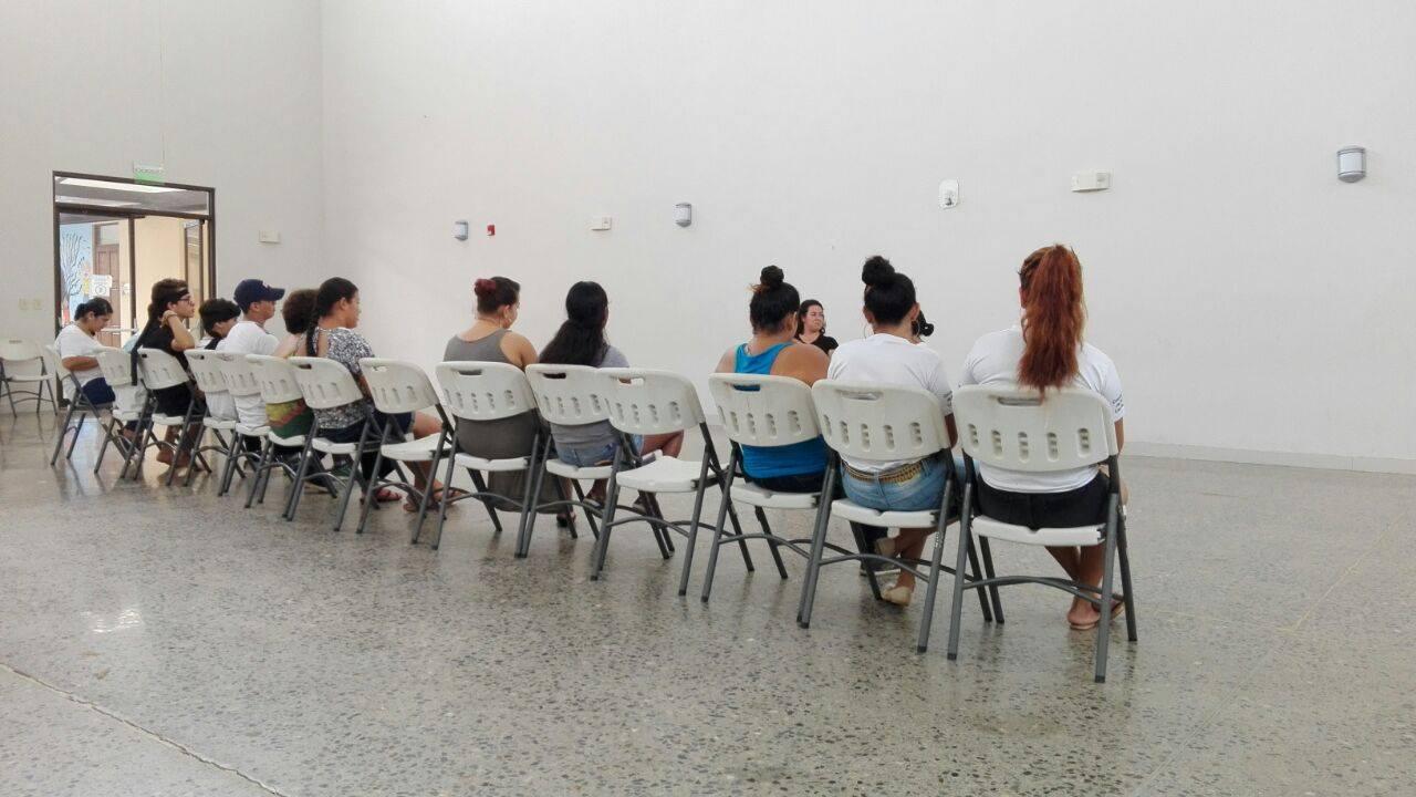 Este es el segundo año en que jóvenes de Garabito, principalmente del área de Jacó, se capacitan en estos temas.