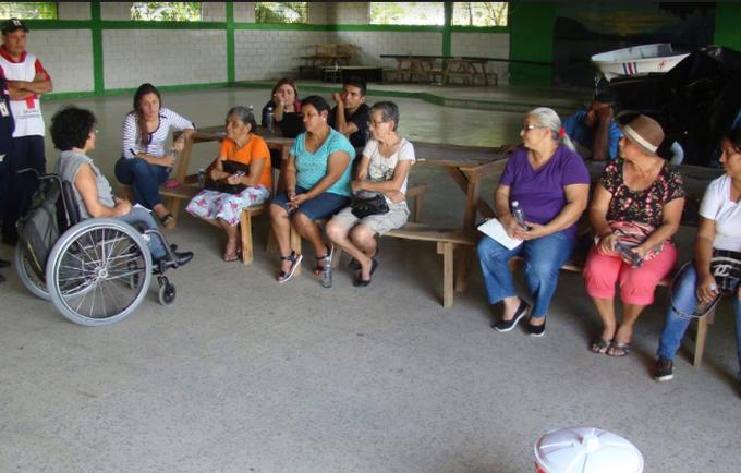 UNFPA realiza donación a personas damnificadas por la Tormenta Tropical Nate