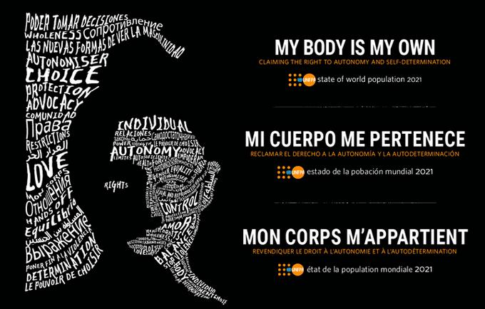 A casi la mitad de todas las mujeres se les niega su autonomía corporal, afirma nuevo informe del UNFPA, Mi cuerpo me Pertenece.