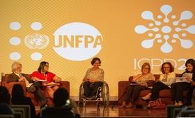 Celebración de 50 aniversario UNFPA