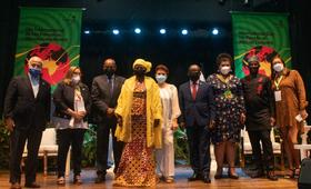 Clausura de la conmemoración global de afrodescendientes