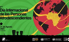 Día Internacional de las Personas Afrodescendientes