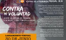 Lanzamiento del Informe del 2020 presentado por el Fondo de Población de Naciones Unidas