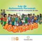 Ley de Autonomía Personal para Personas con Discapacidad, Versión pedagógica